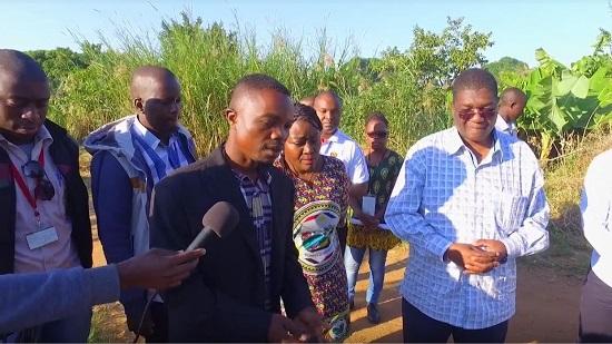 MASA visita melhor produtor jovem da campanha agrária de 2017